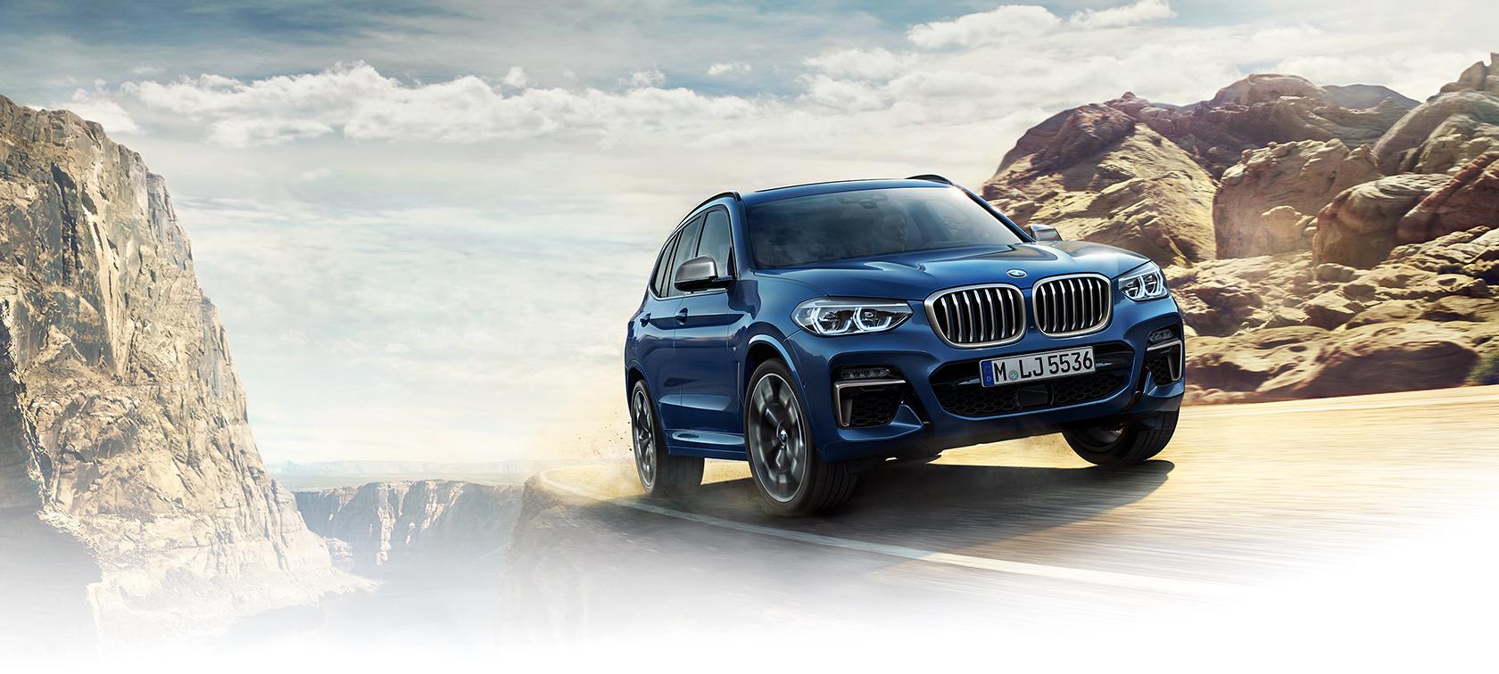 BMW X3: At a glance